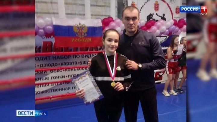 В Туле прошло первенство Тульской области по боксу среди девушек
