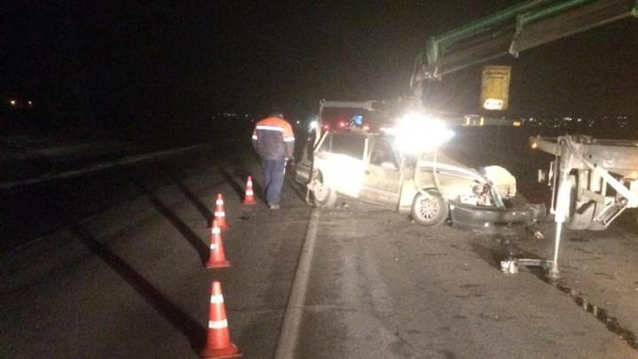 На трассе «Крым» погиб заснувший за рулем водитель