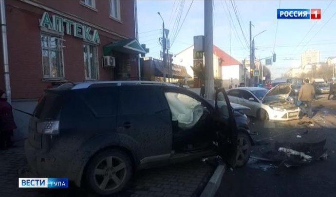 Каковы основные причины аварий в Туле?