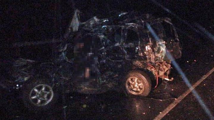 На трассе «Дон» погиб водитель Chevrolet Niva