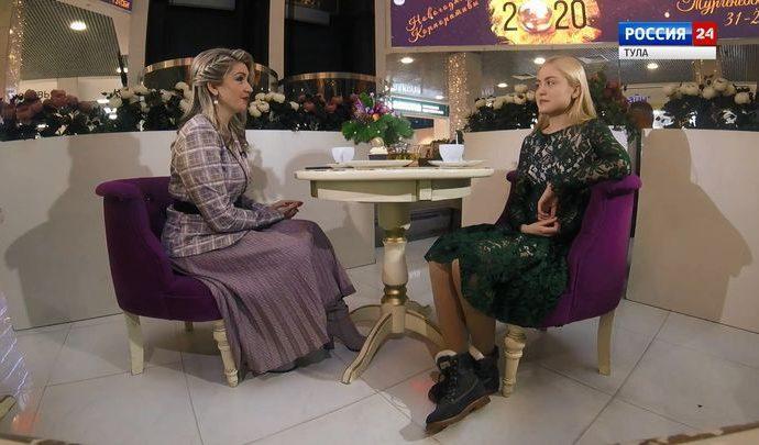Встречи в «Гостином»: Софья Фисенко