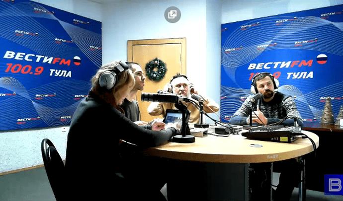 Крещение. Сергей Крючков, Владислав Швецов. 16.01.2020
