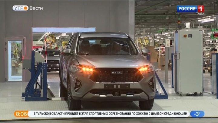 Haval стал одним из самых популярных автомобилей в России