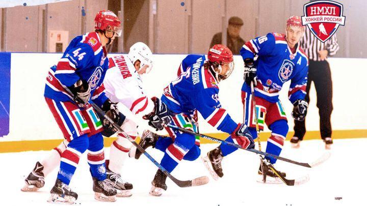 Хоккеисты «Академии Михайлова» обыграли кировскую «Олимпию»