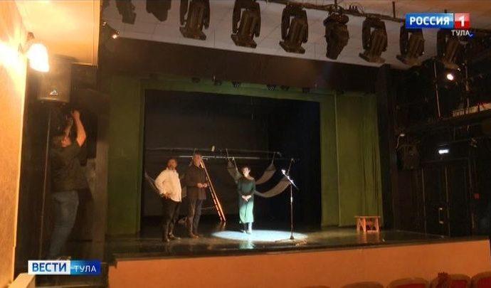 Камерный драмтеатр празднует 20-летие