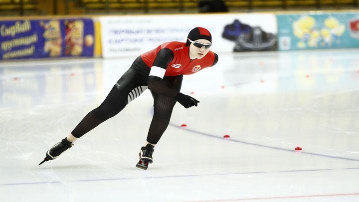 Трое тульских конькобежцев завоевали путёвки на финал первенства России