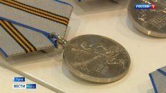 Юбилейные медали в честь 75-летия Победы нашли своих героев