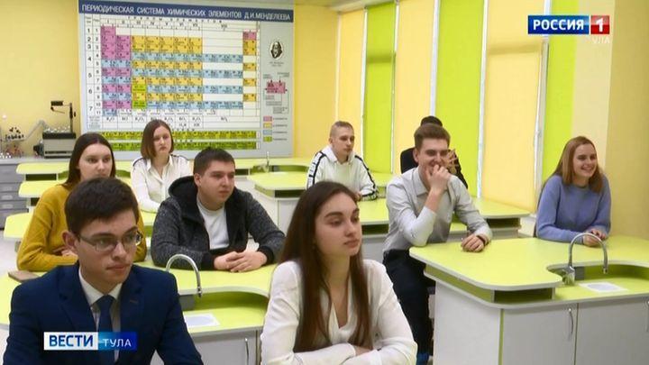 В Туле будут растить медиков со школьной скамьи
