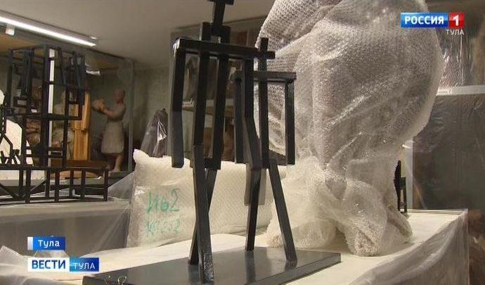 Тульский музей изобразительных искусств получил 800 новых экспонатов