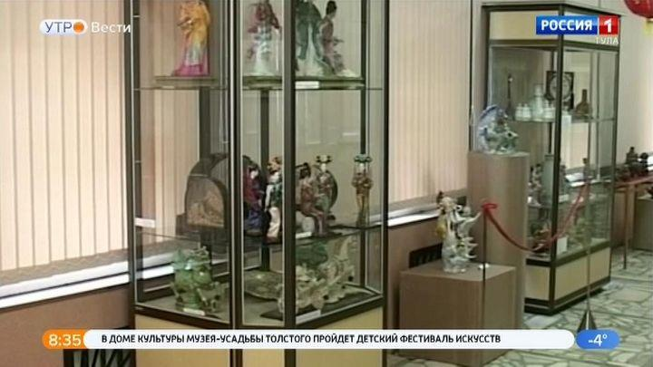 Тульский музей изобразительных искусств получит подарок из Китая