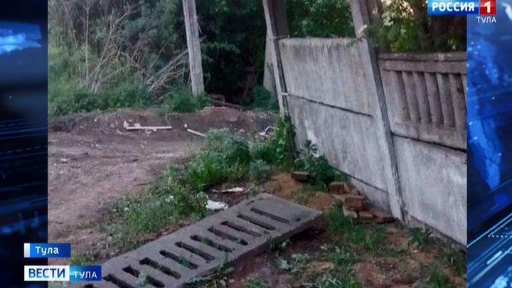 В гибели ребёнка в Богородицке следователи видят вину руководства района