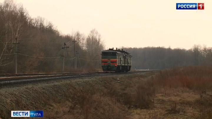 В Тульской области растёт число несчастных случаев на железной дороге