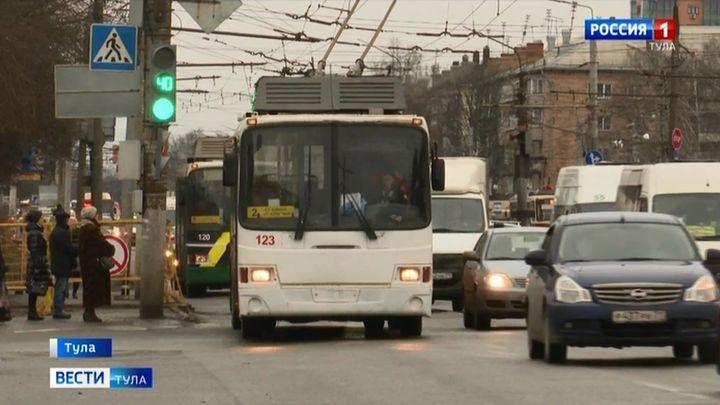 Власти Тулы придумали, как разгрузить проспект Ленина