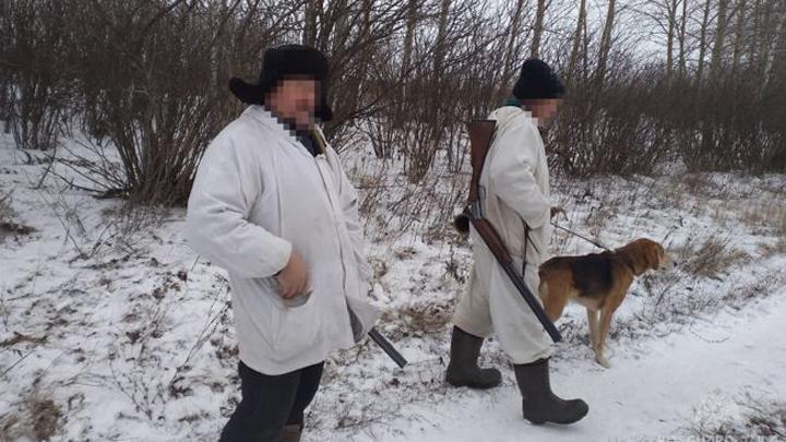 Росгвардейцы задержали на Куликовом поле браконьеров