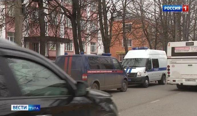 Задержан виновный во взрыве в одном из тульских дворов