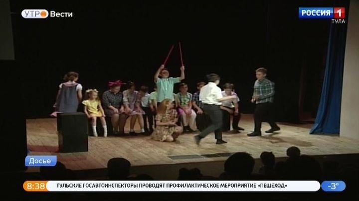 В Доме культуры музея-усадьбы Толстого стартует детский фестиваль искусств