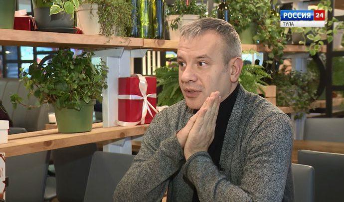 Встречи в «Гостином»: Денис Васин
