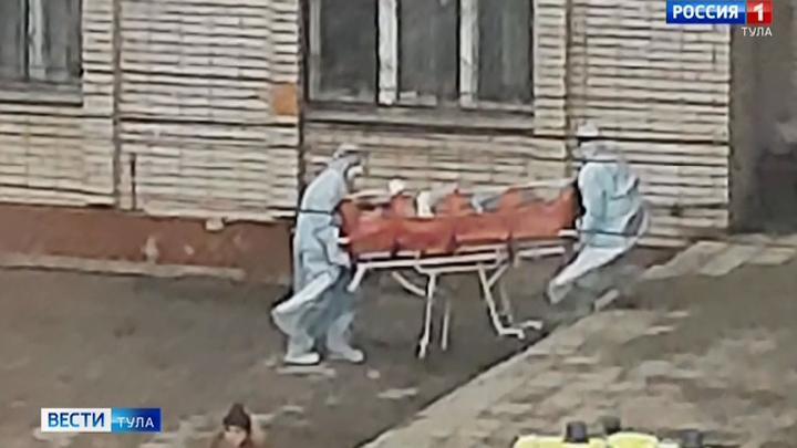 Тульский Роспотребнадзор не выявил коронавирусы у двух пациентов