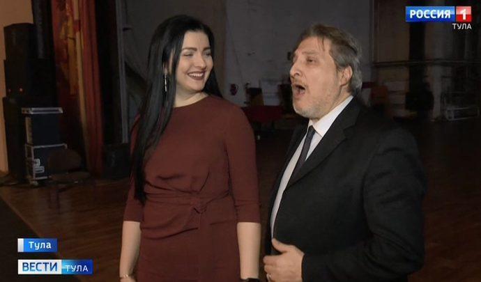 Солисты La Scala споют для тульских ценителей классики