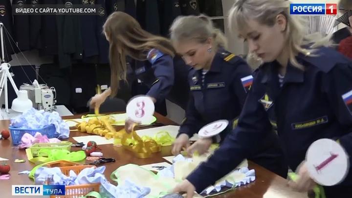 Тула собирает красавиц со всех Воздушно-десантных войск страны