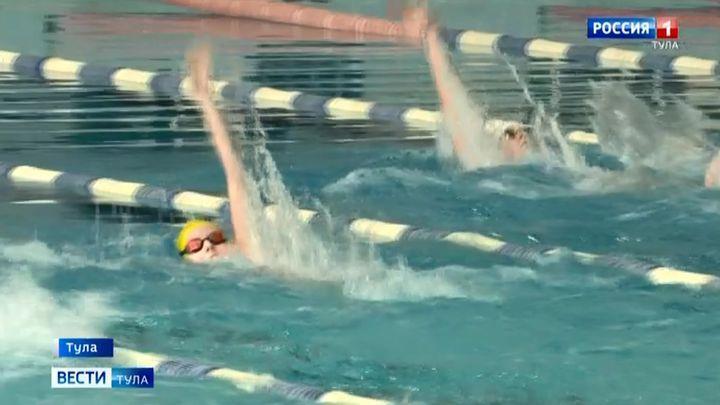 В бассейне «Арсенал» возродили проведение соревнований по плаванию