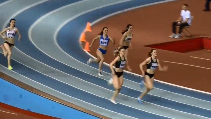 Тульская бегунья стала чемпионкой России