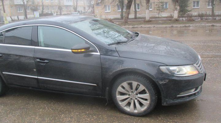В Кимовске водитель-рецидивист сбил ребёнка на переходе