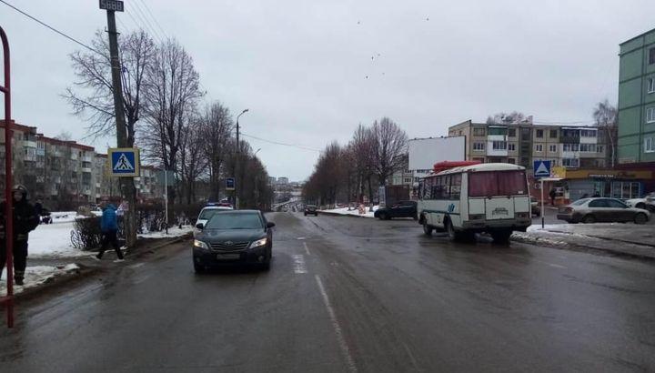 На переходах в Туле и Новомосковске сбиты пешеходы
