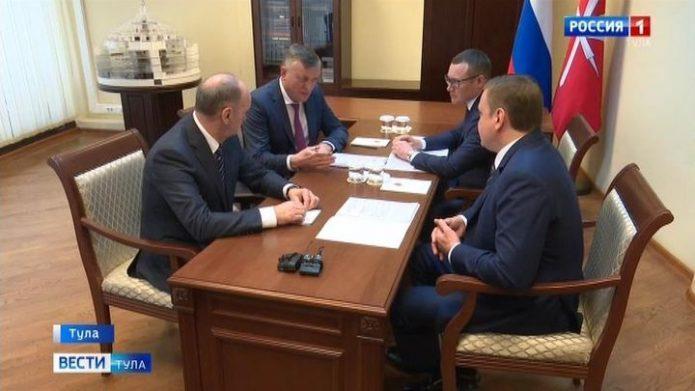 Все расходы на газоснабжение Вечных огней в Тульской области возмет на себя «Газпром»