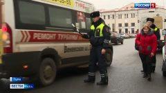 За неделю в Тульской области проверили 1735 автобусов