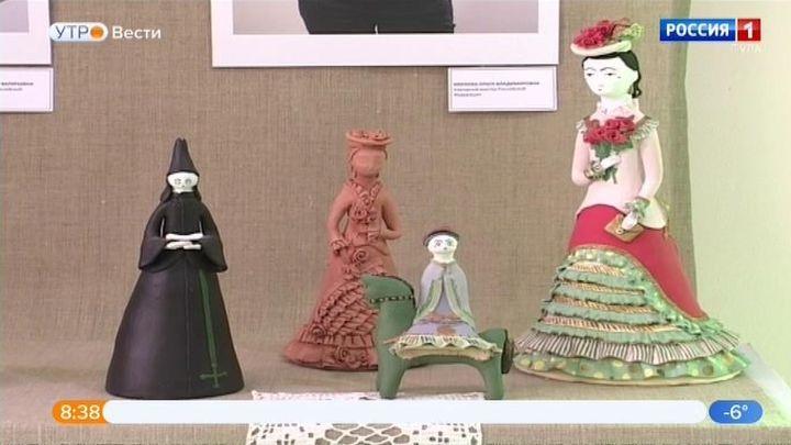 Тульский музей изобразительных искусств приглашает на мастер-класс по лепке