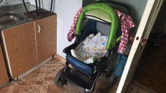 В Чернском районе мать избила младенца