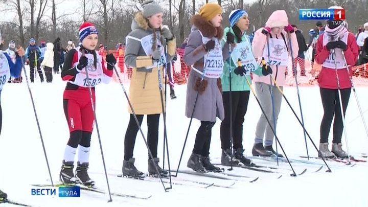 Тульский этап «Лыжни России» в этом году сменит прописку