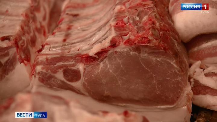 В Тульской области Роспотребнадзор забраковал 737 партий мясной продукции