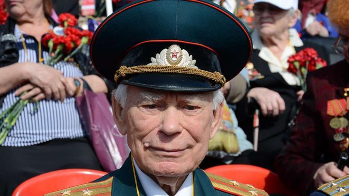В Туле скончался ветеран Великой Отечественной войны Алексей Швецов