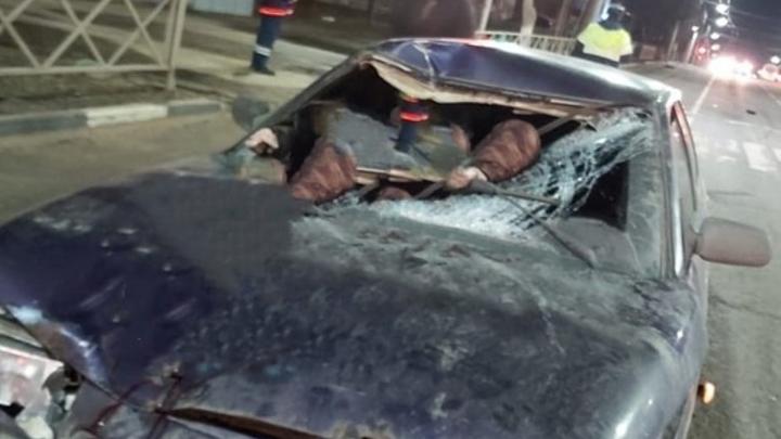 В Туле ВАЗ насмерть сбил пешехода