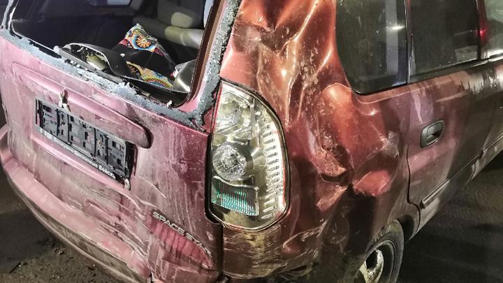 В Туле в ДТП пострадал шестилетний ребенок