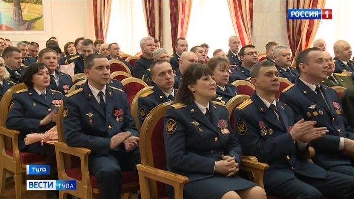 Уголовно-исполнительной системе России исполнился 141 год