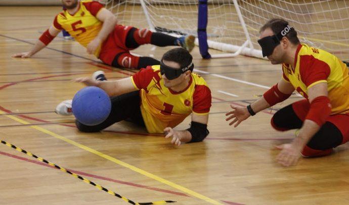 Тульские голболисты выиграли чемпионат Подмосковья