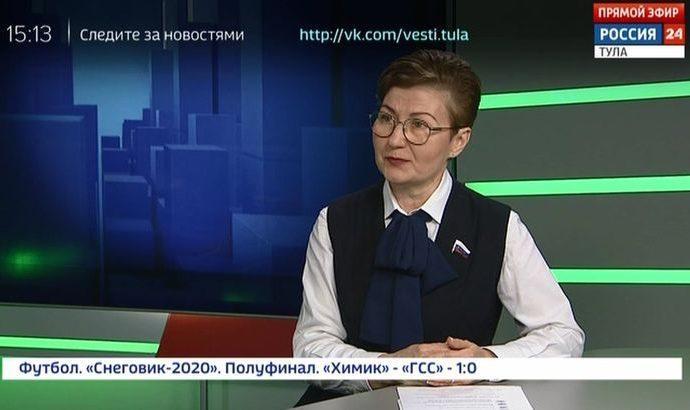 Время ответа: Марина Левина. 04.03.20