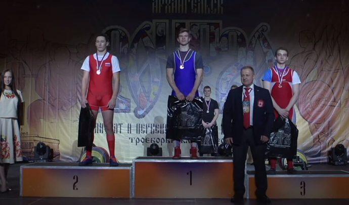 Туляки завоевали две бронзовые медали на соревнованиях по пауэрлифтингу
