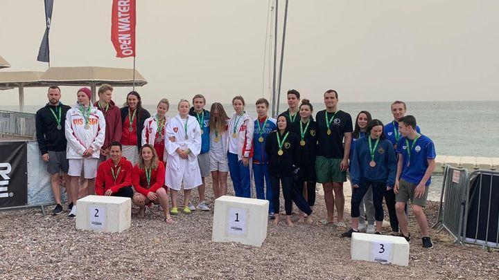 Тульские пловцы заработали четыре медали Кубка Европы