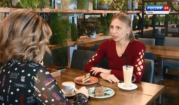 Встречи в «Гостином»: Екатерина Реньжина