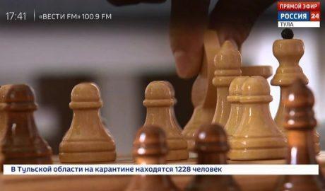 Россия 24 Тула. Эфир от 23.03.2020