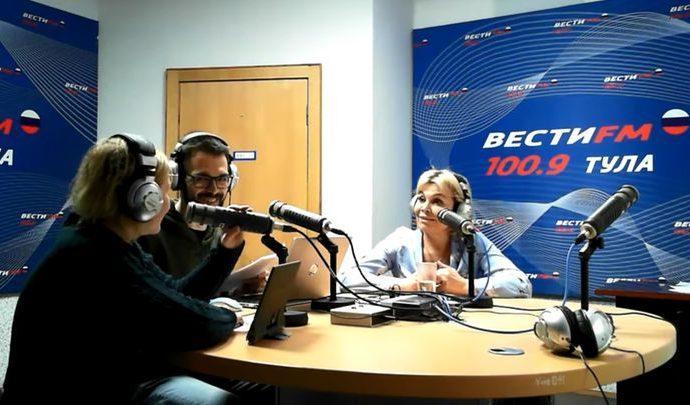 Глава Тулы Ольга Слюсарева. 05.03.2020