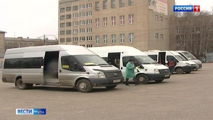 Узловского перевозчика поймали на административном правонарушении