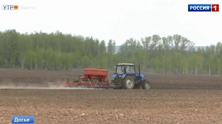 Чернские аграрии начали готовить почву под яровые
