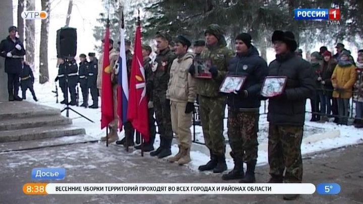 В Тульской области начинаются перезахоронения останков воинов Великой Отечественной войны