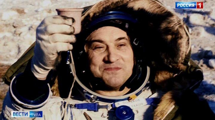 Космонавт Валерий Поляков отметил 78-й день рождения