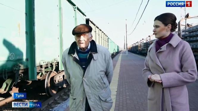 Тульский филиал ВГТРК снимает фильм о подвиге тружеников тыла